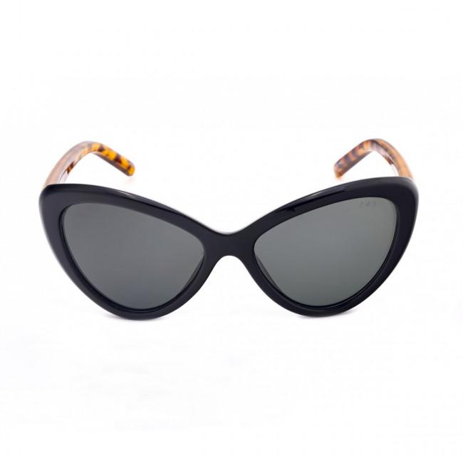 Gafas de sol polarizadas flotantes. Las gafas que flotan. Rodas - Negro y Amarillo