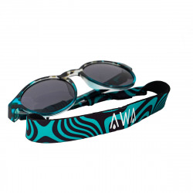Gafas de sol polarizadas flotantes. Las gafas que flotan. Maverick - Carey Marrón