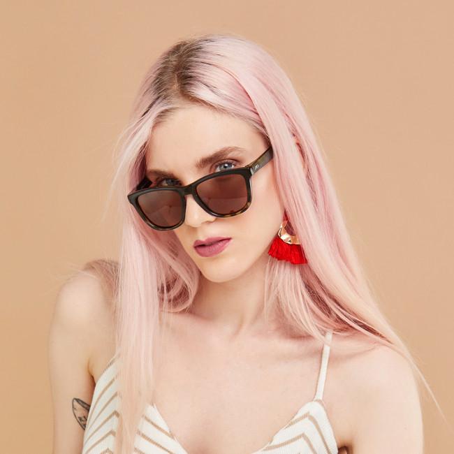 Gafas de sol polarizadas flotantes. Las gafas que flotan. Vega - Azul